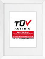 Zertifizierung Bio Teppichwäsche Einy durch denTÜV Austria